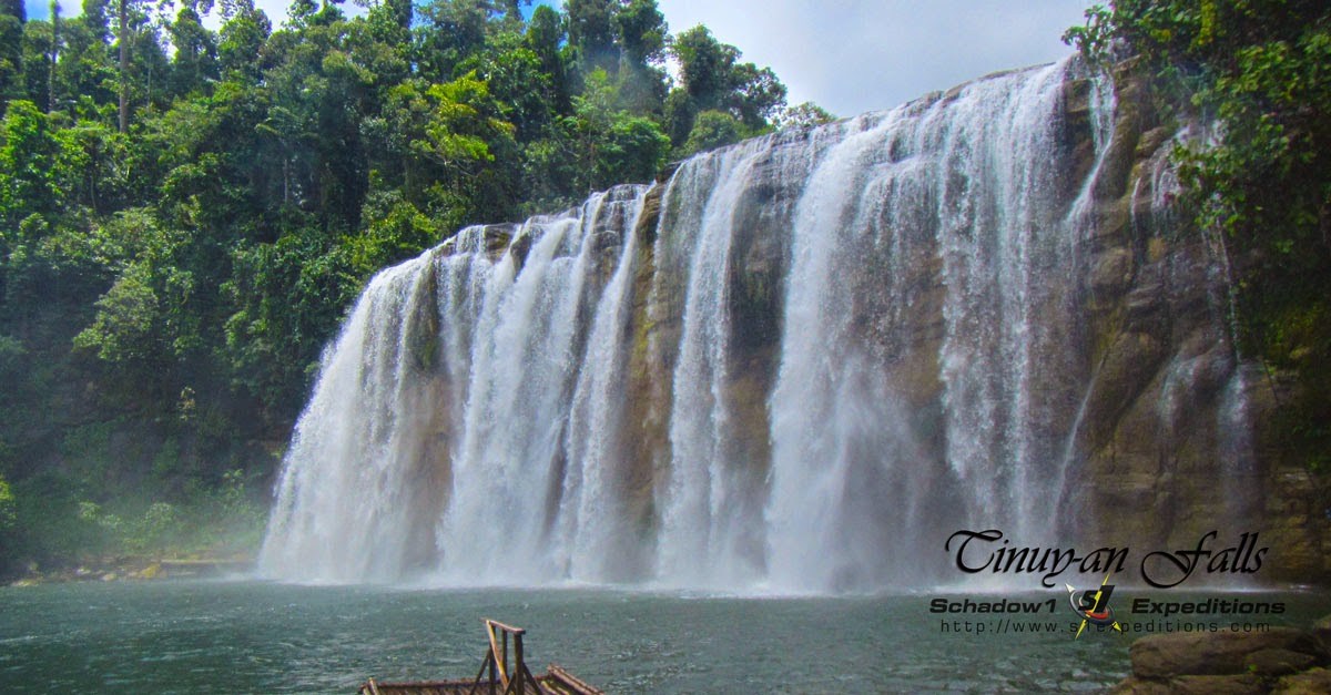 Tinuy-an Falls - Schadow1 Expeditions