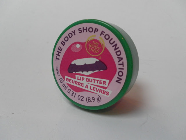 A picture of The Body Shop Foundation Lip Butter