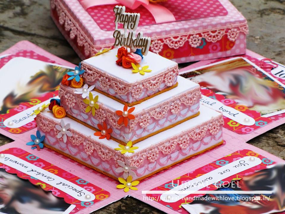 Birthday Cake Disney Cruise Line Image Inspiration of Cake and