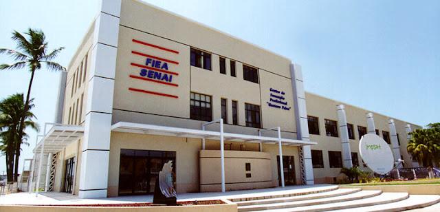 Cursos Gratuitos SENAI Alagoas 2014
