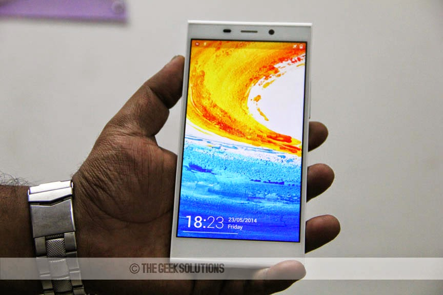 Gionee ELife E7 The Geek Solutions