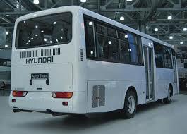 Cho thuê xe Hyundai Town 35 chỗ