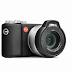 Waterbestendige camera van Leica