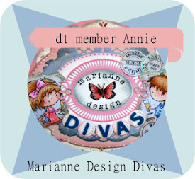 I'm a Marianne Design Diva!