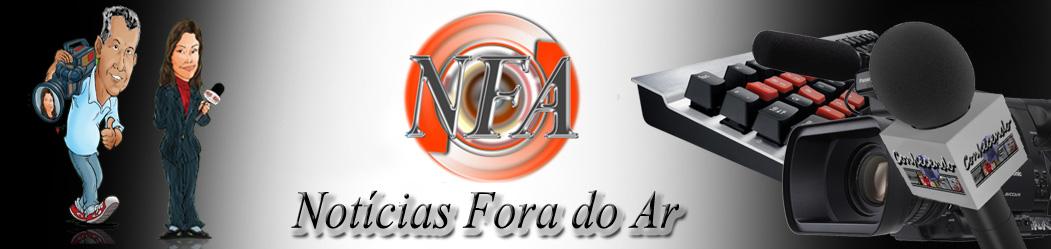 NOTÍCIAS FORA DO AR Michele Pacheco & Robson Rocha