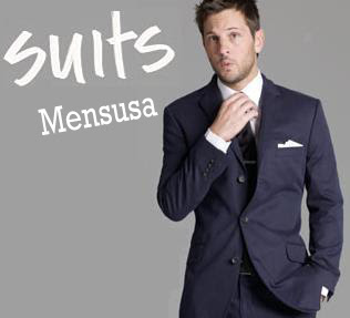 Interview Suits Mensusa