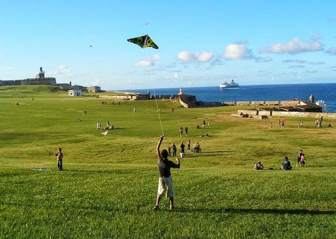 Chik vacaciones san juan de puerto rico donde las prisas no existen - Volar a puerto rico ...