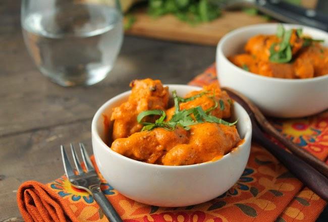 دجاج تيكا ماسالا