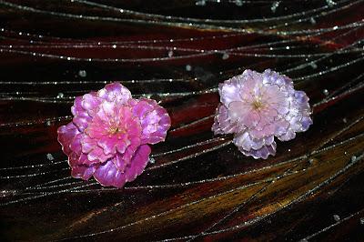 Kanzashi Resin Flowers