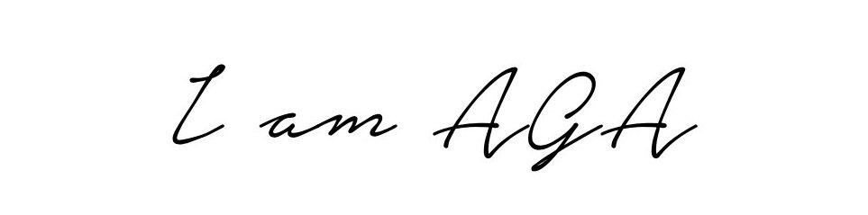 I am AGA