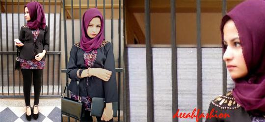 Baju Kerja Muslim BUMIL Ibu Hamil