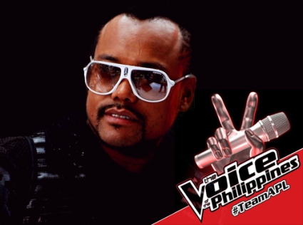 Apl.de.Ap, 4th Coach of 'The Voice Philippines'