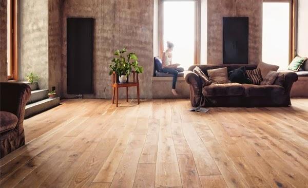 Muebles y decoraci n de interiores suelos de madera de lujo para una casa - Suelos madera interior ...