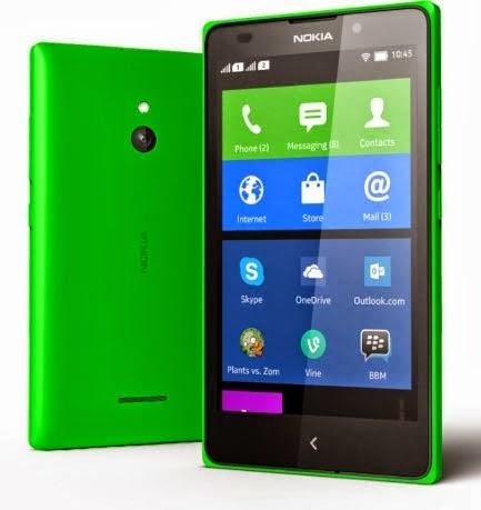 Harga dan Spesifikasi Hp Nokia Xl Android Aplikasi Bagus