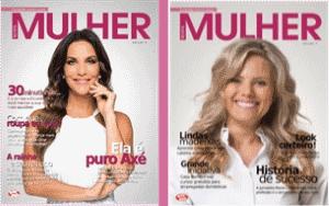 Revista Mulher grátis