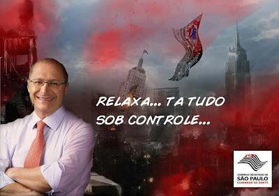 Geraldo Alckmin - Um Asno