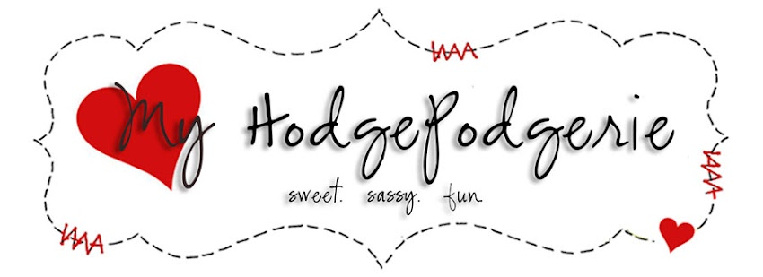 My HodgePodgerie