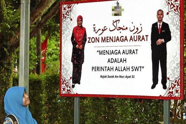 Kelantan Keluarkan Saman Aurat