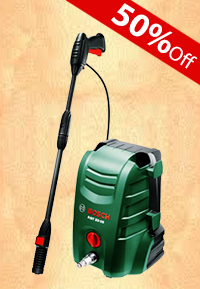 Bosch - AQT 33-10 - Home and Car Washer (1.7HP) at best prices Online, India - Pumpkart.com