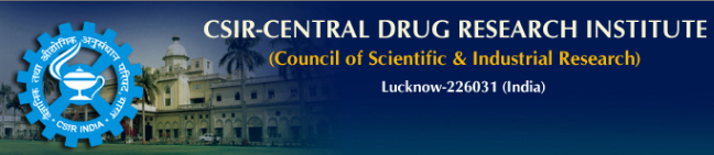 cdriindia.org Central Drug Research Institute (CDRI) Logo