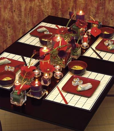 Trs Em Casa Inspiraes Para Um Almoo Japons