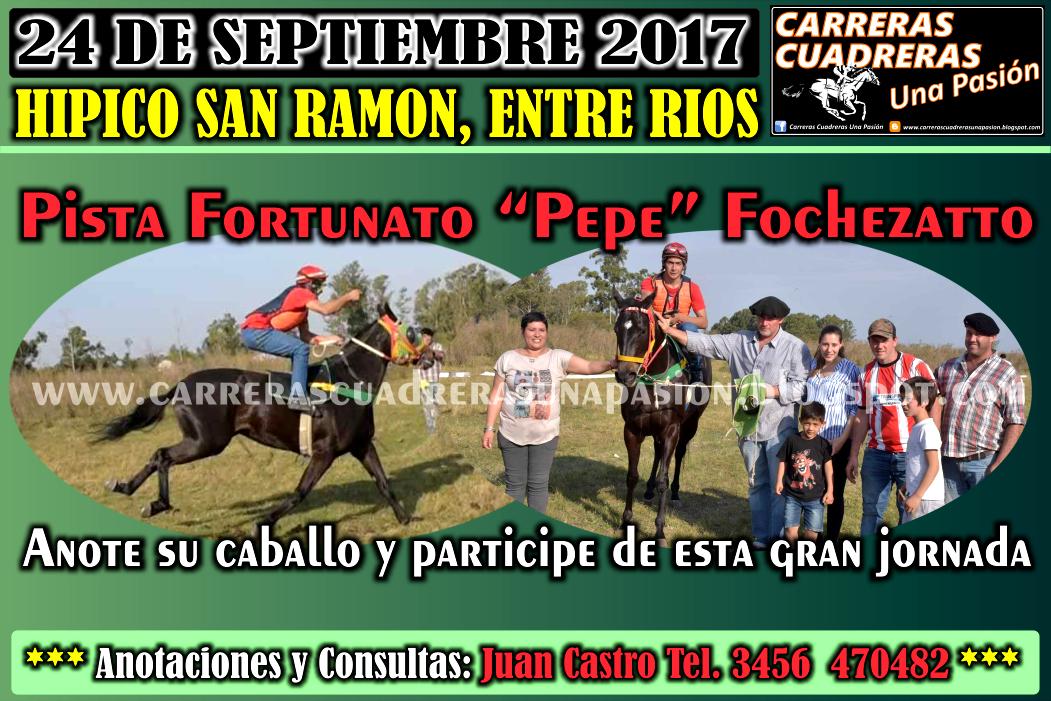 SAN RAMON - 24.09.2017