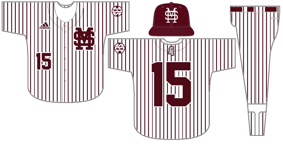 Hail state baseball uniform tracker december 2014 the full body templates have been replaced by a flat 2d template that shows more detail on the uniforms here is a preview of all of the uniforms worn in pronofoot35fo Image collections