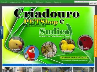 Criadouro e PETShop Sudica