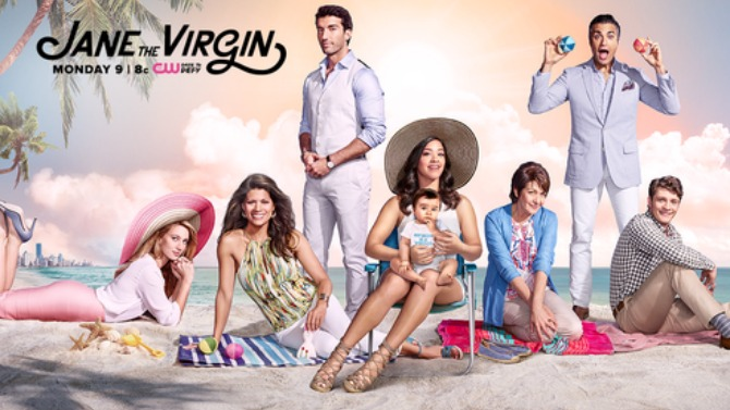 Jane The Virgin #5