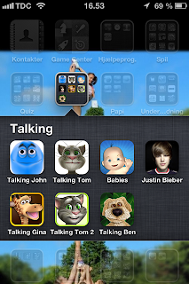 talking tom figur