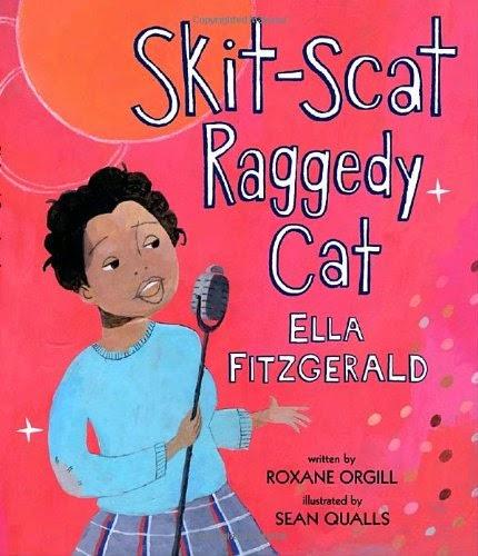 Skit Skat Raggedy Cat Ella Fitzgerald Book