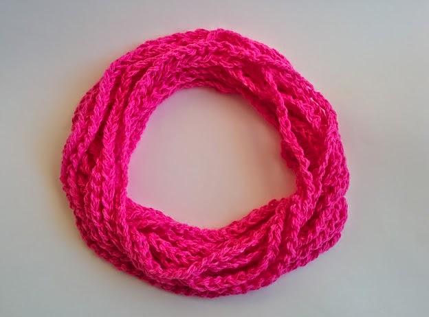 розовый снуд