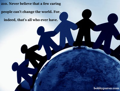 Caring People a few caring people can t