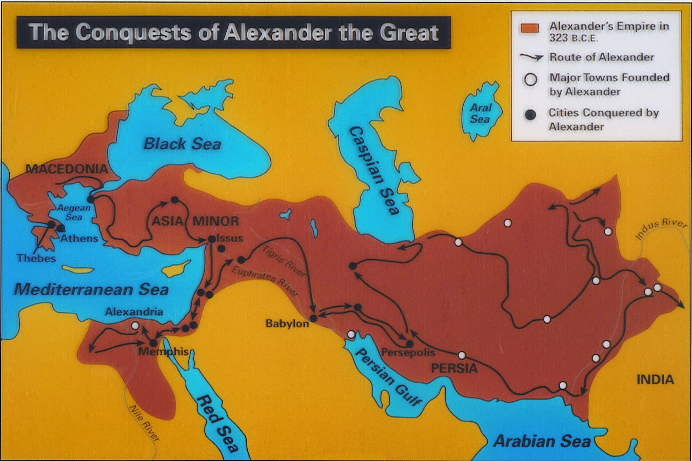 account of the life and conquests of alexander the great The wars of alexander the great were fought by king now fearing for both his throne and his life, sent a letter to alexander in which he promised to pay a substantial london isbn -14-200140-6 brief collection of ancient accounts translated into english larsen, jakob a o alexander.