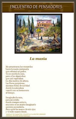 VILANOVA I LA GELTRU-MASIA-CABANYES-PINTURAS-ERNEST DESCALS