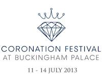 Coronation Festival logo