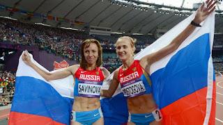 ATLETISMO - Se confirma la suspensión de la federación rusa