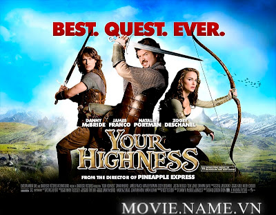 Your Highness 2011 DVDRip MF
