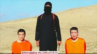 Japan vows not to give up on hostages held by ISIS