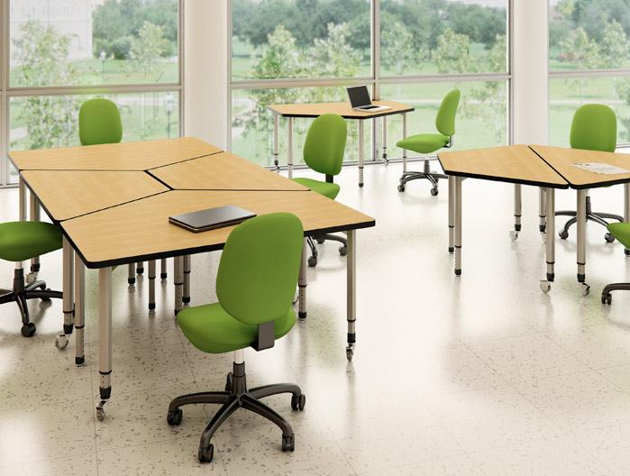 Computer Classroom Design Examples ~ Cabinet space flexible learning environments