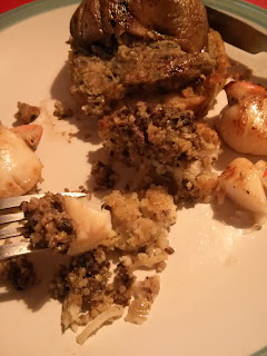 Haggis, Rosti and Scallops