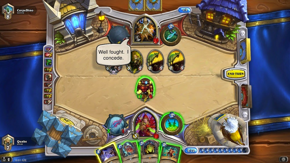 The power of Mech Rogue