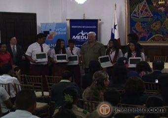 NUEVAS TECNOLOGIAS PARA LA EDUCACIÓN PANAMEÑA