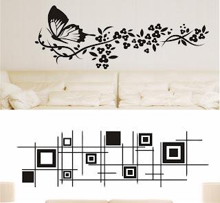 como aplicar adesivo decorartivo na parede