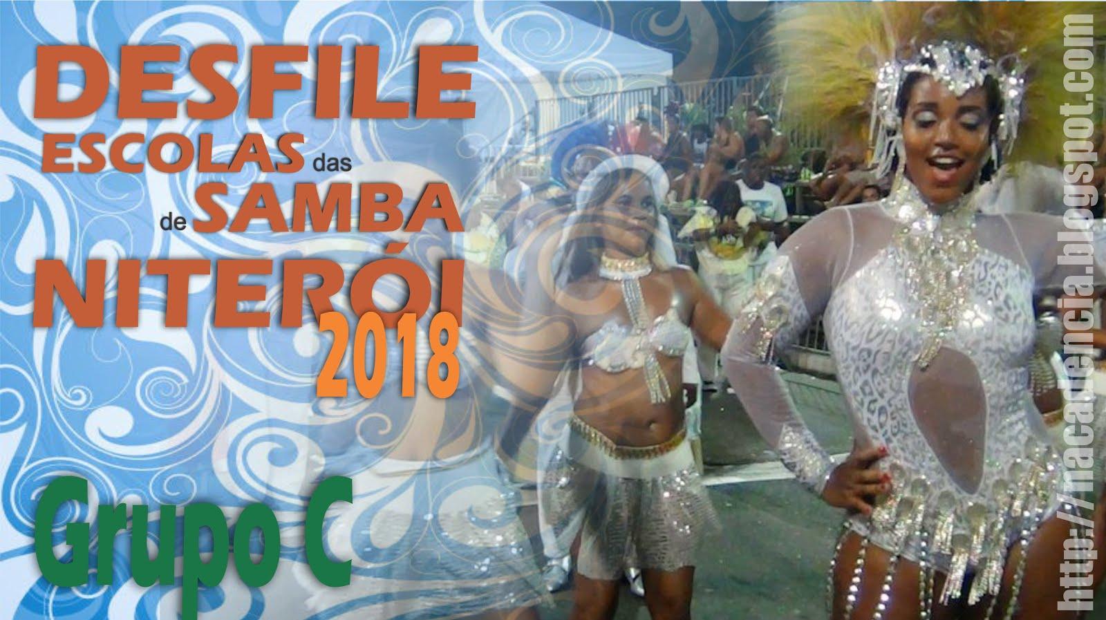 Carnaval de Niterói 2018 - Grupo C