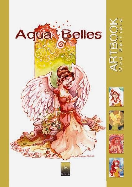 Artbook AQUA'BELLES