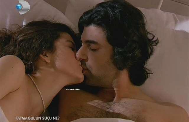 beren kiss and sex