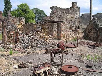 oradoursurglane 7 Kota Mati Paling Seram Di Dunia