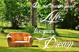 Turn your life dreams into life goals