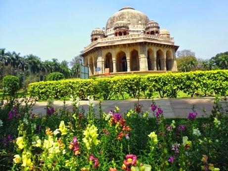 Taman buat Joget India